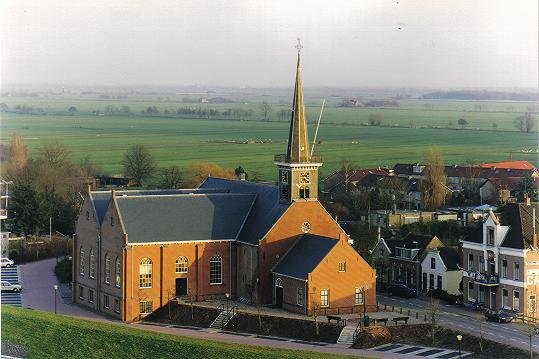 Hervormde gemeente Nieuw-Lekkerland dorp